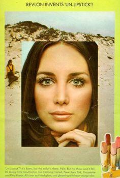 Beautiful WIndsor Elliott (Jennifer Guinness) Revlon, 1969