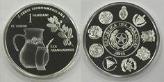 Moeda Comemorativa Paraguaya!