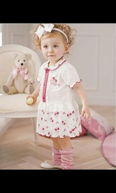 5d5602733a2b1 Cute outfit Cute Baby Girl Outfits