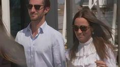 ~~VIDEO~~VIDEO~~The Duchess of Cambridge's sister lands in Darwin on her honeymoon