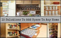 These 15 Tricks Can Add Extra Space To Any Size Home