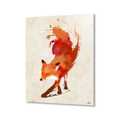 """Vulpes Vulpes $79.99 Product Details — Exclusively Edited By Curioos Canvas: — Fine Art Stretched Canvas (2015) — Manually Numbered + Signed — Hand Stretched Over 1.5"""" Deep Wood Stretcher Bars; 3/4"""" For XS — Comes With Digital Certificate Of Authenticity Aluminum — Signed Aluminum Art Print (2015) — Exclusive Edition With Certificate Of Authenticity — Manually Numbered + Signed (2015) — Sublimation Art Print On .045"""" Thick Aluminum Sheet Materials450 Gsm Matt White Finish, 100% Cotton. Hand…"""