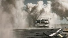 Together with Markenfilm we have produced a TV campaign for the new Chrysler pickup truck Ram 1500, created by The Richards Group USA, directed by our creative head Ole Peters and shot in Canada by DOP Stefan von Bobely. The 60 sec. spot is jam-packed with our VFX specialties like violent earth quakes and tumbling rocks. We added VFX to more than seventy shots, creating complex 3D simulations and elaborate set extensions with intense support by our Concept & Design Department. The campaign…