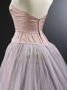 Evening dress | Jacques Fath | V&A Search the Collections