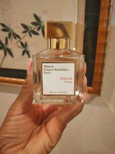 Perfume Scents, Perfume Oils, Perfume Bottles, Perfume Organization, Perfume Body Spray, Francis Kurkdjian, Perfume Collection, Smell Good, Paris