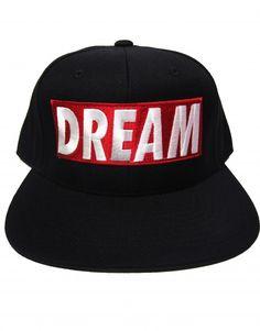 bf73b300 Head in the Clouds Black & Red Women's Snapback Hat $19.95. Dream Streetwear