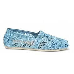 Blue Crochet Women's Classics | for the girl who appreciates the little details.