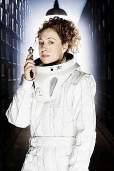 """River Song from """"Silence in the Library"""""""