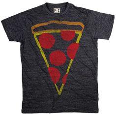 Men's CDR Pizza T-Shirt ($28)