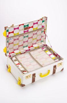kate spade new york 'new yorker - stowaway' wheeled suitcase