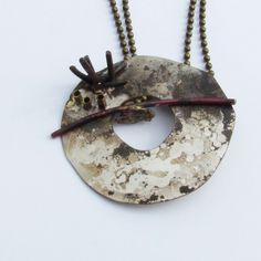 Roxy Lentz one-of-a-kind of re purposed metal