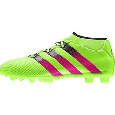Adidas Men Football Cleats Shoes ACE 16.3 Primemesh Firm Soccer Ground  AQ2555  Adidas Mens Football 3fded1270cbcf