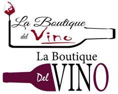 Muestras de Logotipo para la empresa La Boutique del Vino