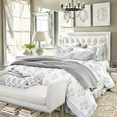Giselle Tufted Headboard