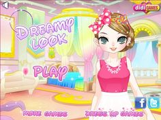 Play gamedreamy-look