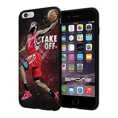 "NBA Basketball Player James Edward Harden, Jr. Houston Rockets, Cool iPhone 6 Plus (6+ , 5.5"") Smartphone Case Cover Collector iphone TPU Rubber Case Black Phoneaholic http://www.amazon.com/dp/B00WFPL7JG/ref=cm_sw_r_pi_dp_drNpvb1ZTZRRT"