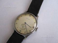 Vecchio orologio longines