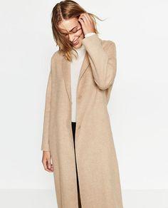 Image 6 of WOOL COAT from Zara