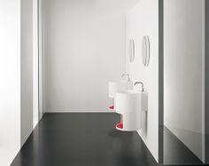 Tambo collection by Inbani. #bathroom #furniture #design