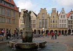 Münster: der jugendliche Charme großer Geschichte. | Deutschland ...