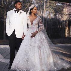 Fairytale wedding || Bride + Groom