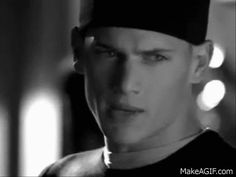 Ohhh my.........Wentworth Miller