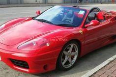 2001 FERRARI F360 SPIDER | Luxify | Luxury Within Reach Luxury Motors, Luxury Cars, Ferrari, Spider, Bmw, Vehicles, Fancy Cars, Spiders, Car