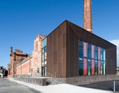 Speirs Centre, Alloa / LDN Architects LLP