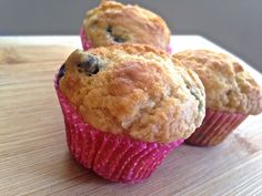 How to Bake Blueberry Muffins