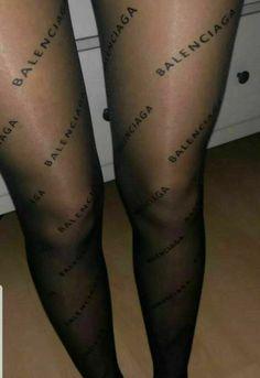5d7d7bdf8b6b4 Shiny Glossy Pantyhose Tights Hosiery Hose looks like a balenciaga2 latters  #Ad , #ad
