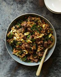 Beef Fried Rice Recipe on Food & Wine