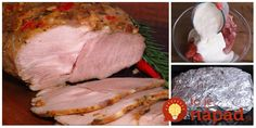 Bravčové mäso už nekrájam, toto je fantastické: 11 top receptov na najchutnejšie mäso pečené vcelku – žiadna práca a máte obed ako lusk! Pork, Turkey, Beef, Kale Stir Fry, Meat, Turkey Country, Pork Chops, Steak