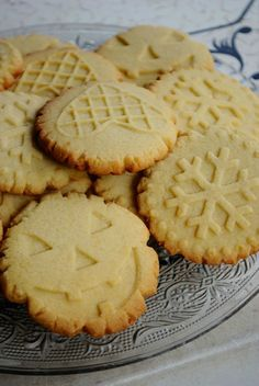 biscuits using stampin up cookie stamps