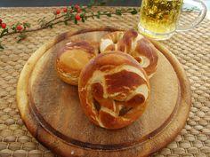 Pretzel (pane tedesco croccante)