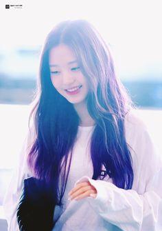 (Credits to the real owner/s) Happy Girls, Guys And Girls, Kpop Girls, Pretty Little Girls, Yu Jin, Uzzlang Girl, Cute Korean Girl, Only Girl, Korean Makeup