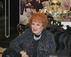 Hollywood icon Maureen O Hara for TV3s Ireland AM
