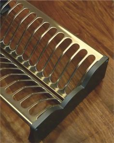 Plate Bowl Holder For Satin Drawers  Plate and Bowl holder with anti scratch base Completely organized with place for bowls, cutlery and plates