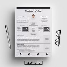 Creative Graphic Design Resumes | Server Error | Design layouts ...