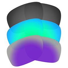 bb2c384960 Dynamix Polarized Replacement Lenses for Oakley Holbrook – Multiple Options  Review