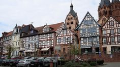 Gelnhausen, Germany Gelnhausen Germany, Germany Travel, Beautiful Buildings, Awesome Things, Castles, Places Ive Been, Travel Inspiration, Wanderlust, Army