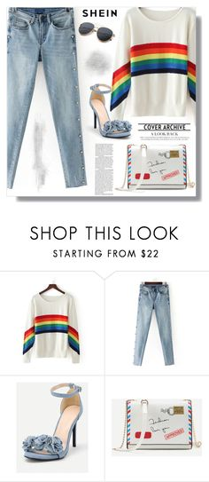 """""""SheIn XXXV/10"""" by s-o-polyvore ❤ liked on Polyvore"""