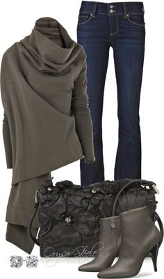 """""""Tres Chic"""" by orysa on Polyvore"""