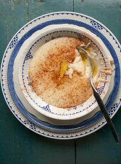 Norwegian rice porriage  yum!