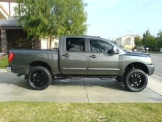 orange county lifted trucks | which flares for my lifted smoke truck - Nissan Titan Forum