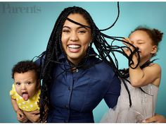 5a94be833f82 Stephen and Ayesha Curry on Parenting Daughters Riley and Ryan – Moms  amp   Babies –