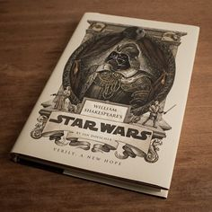 William Shakespeare's Star Wars from Firebox.com. On my list.