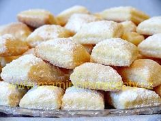 Sweet Recipes, Snack Recipes, Snacks, Pretzel Bites, Christmas Cookies, Deserts, Chips, Food And Drink, Sweets