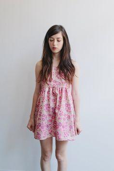 Floral Dress #topdress #maria257893 #FloralDress #Floral #Dresses #womenfashion   www.2dayslook.com
