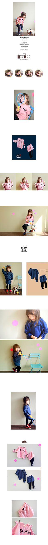 AE-HEM - Korean Children Fashion - #Kfashion4kids - Viann Viann Set
