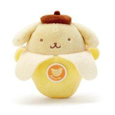 Sanrio Store, Pochacco, Yellow Theme, Kawaii Plush, Sanrio Characters, Cute Icons, Plushies, Make You Smile, Cuddling